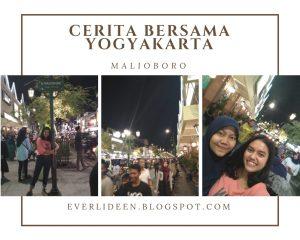 Itinerary Malang-Jogja malioboro