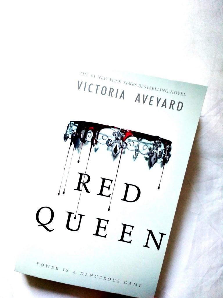 red queen novel