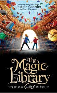 the magic library novel
