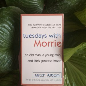 pelajaran tuesdays with morrie