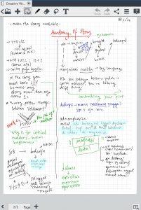 metamoji note-taking android app